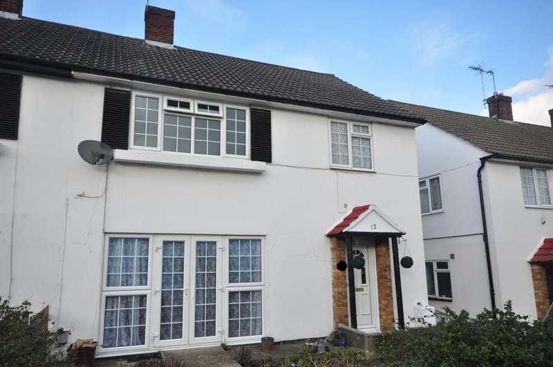 2 Bedrooms Maisonette Flat for rent in Three Corners Bexleyheath DA7