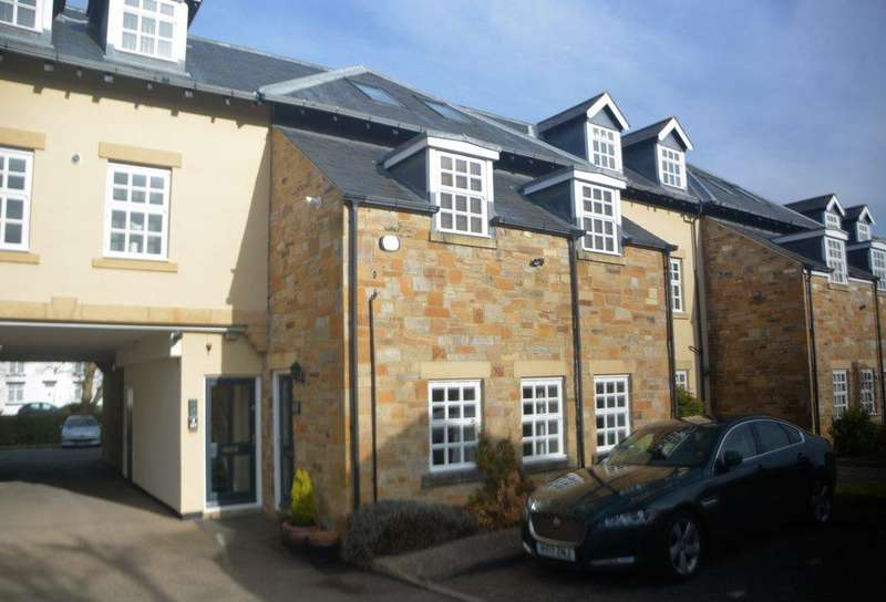 3 Bedrooms Town House for sale in Woodham Court, Lanchester DH7