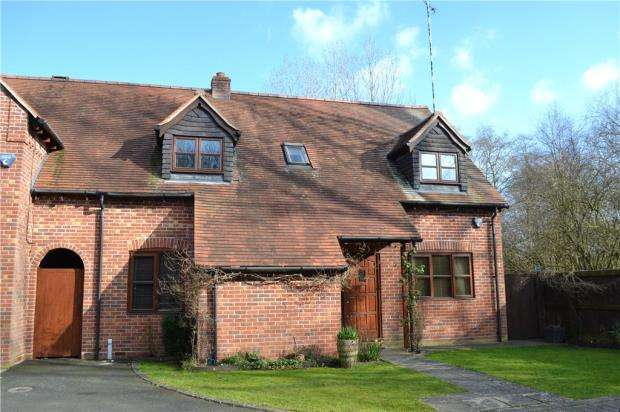 3 Bedrooms Detached House for sale in Norton Grange, Coventry, West Midlands