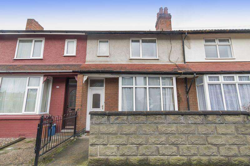 3 Bedrooms Terraced House for sale in Brighton Road, Derby