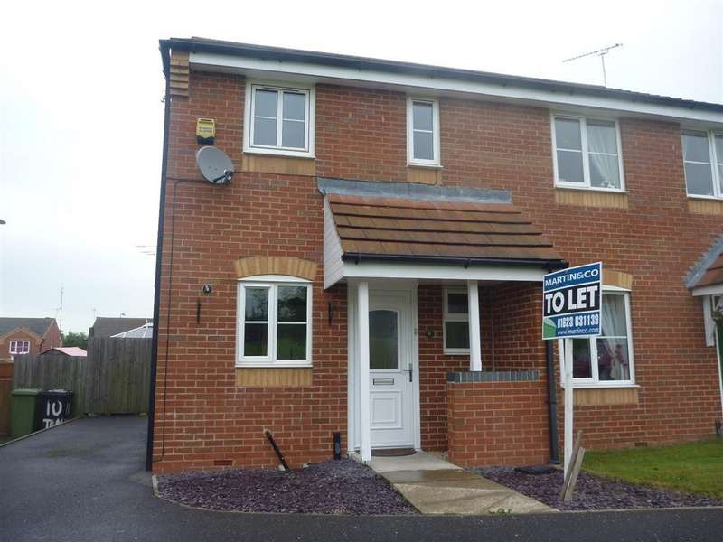 2 Bedrooms Semi Detached House for rent in Lavender Close, Shirebrook NG20