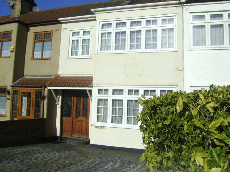2 Bedrooms Terraced House for sale in Riversdale Road, Collier Row RM5