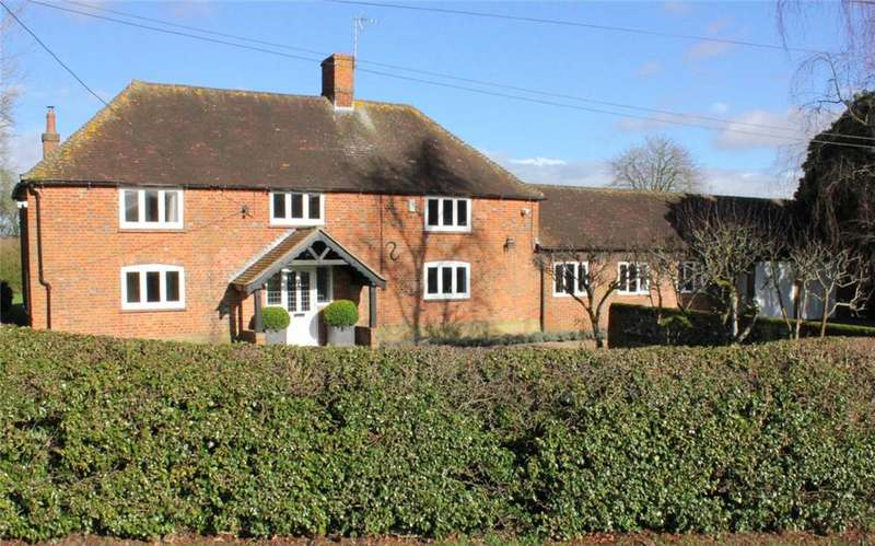 4 Bedrooms Detached House for sale in Bix, Henley-on-Thames, RG9