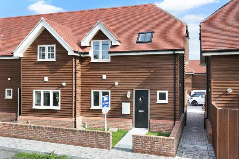 2 Bedrooms End Of Terrace House for sale in Warminster