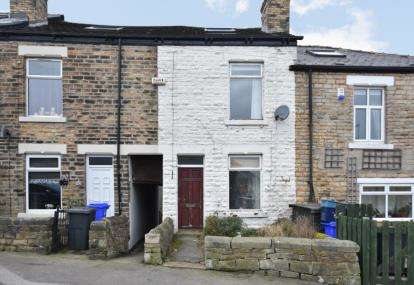 3 Bedrooms Terraced House for sale in Stannington View Road, Sheffield, South Yorkshire