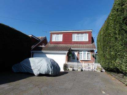 4 Bedrooms Detached House for sale in Billericay, Essex
