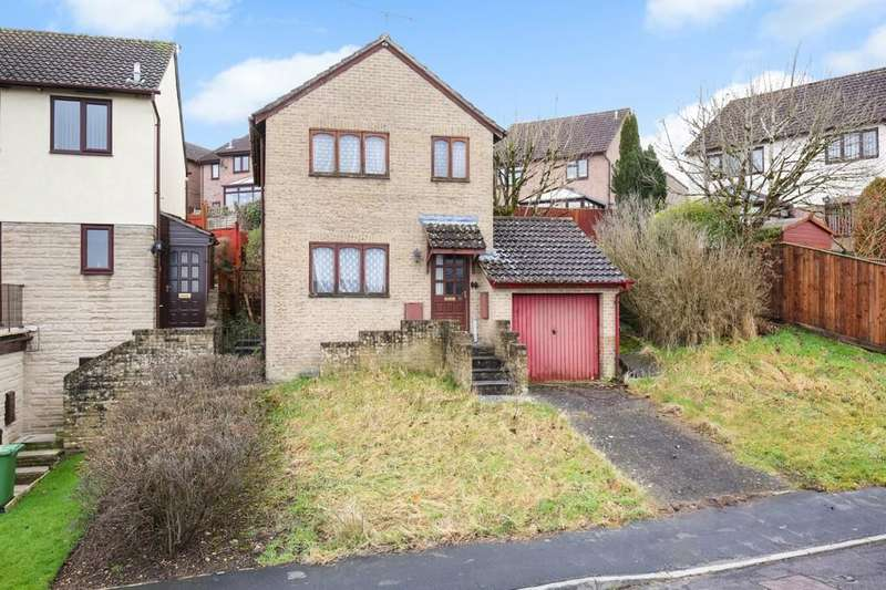 3 Bedrooms Detached House for sale in Upper Whatcombe, Frome