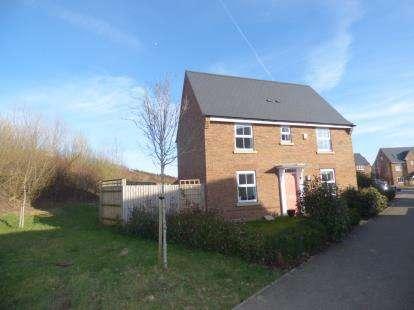 3 Bedrooms Detached House for sale in Buccaneer, Brooklands, Milton Keynes, Bucks