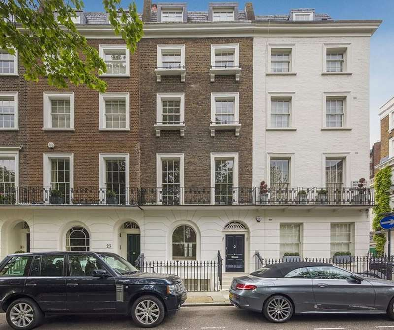 6 Bedrooms Town House for sale in Montpelier Square, Knightsbridge, SW7