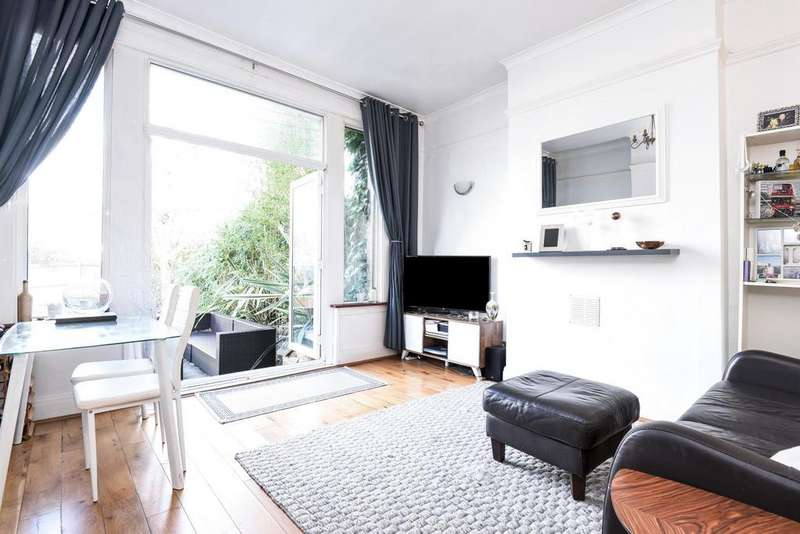 2 Bedrooms Flat for sale in Kirkstall Road, Balham