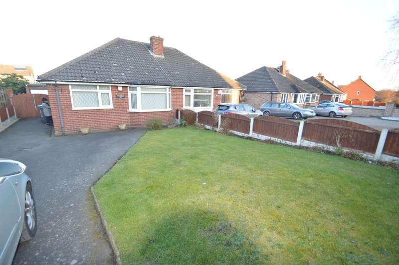 2 Bedrooms Semi Detached Bungalow for rent in Brownshore Lane, Essington WV11