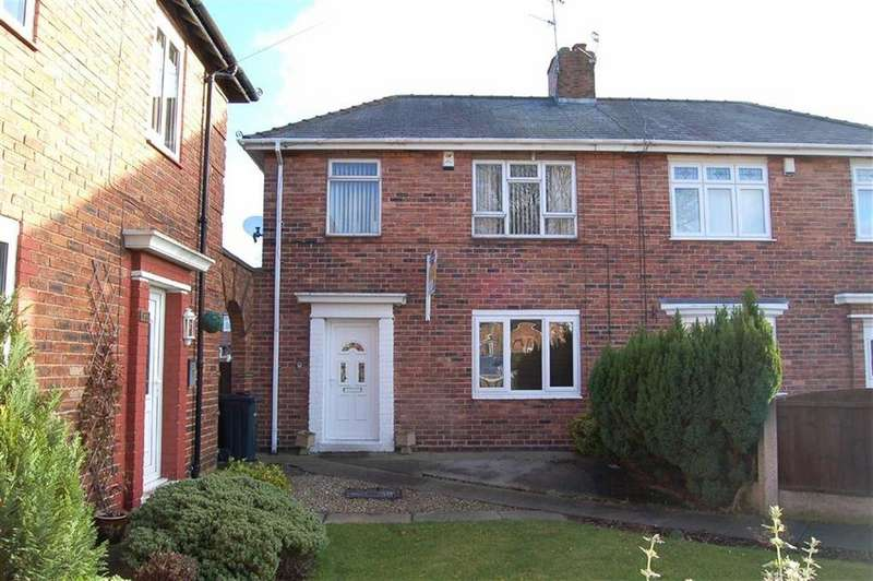 3 Bedrooms Semi Detached House for sale in Newnham Drive, Ellesmere Port