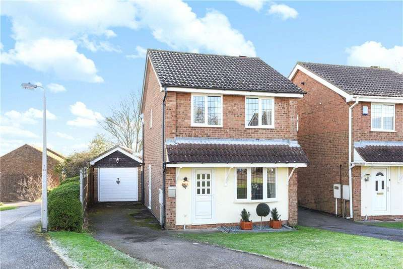 3 Bedrooms Detached House for sale in Oxleys, Olney, Buckinghamshire