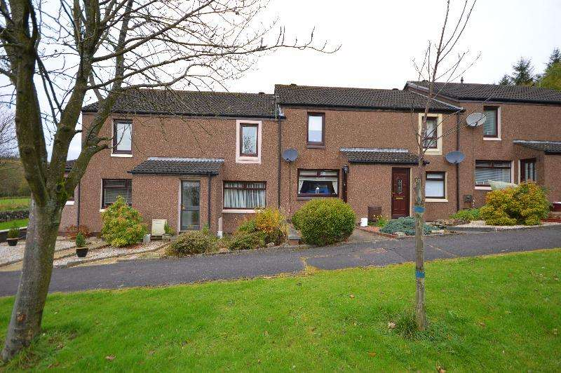 2 Bedrooms Terraced House for rent in MacCabe Gardens, Lennoxtown, East Dunbartonshire, G66 7BH