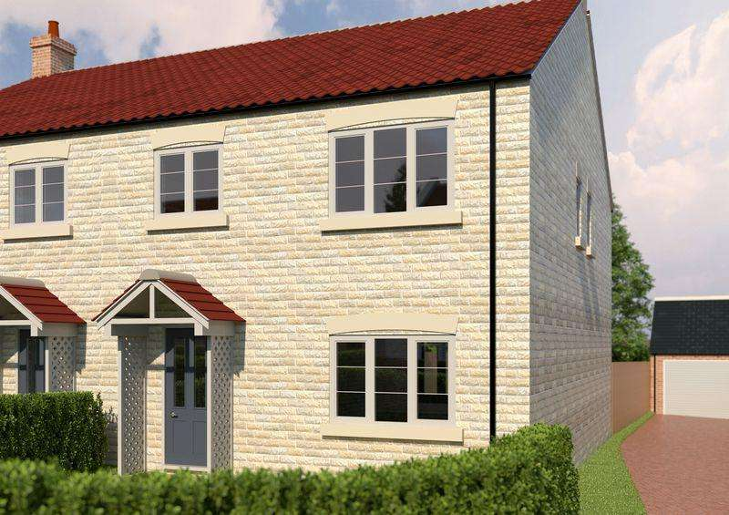 Semi Detached House for sale in East Lea, The View, Thornton le Dale