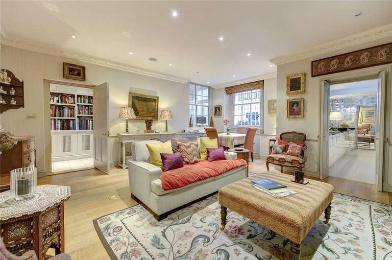 2 Bedrooms Flat for sale in Eaton Place, Belgravia, London, SW1X
