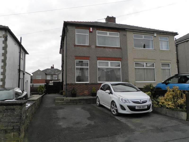 3 Bedrooms Semi Detached House for sale in Larch Drive, Bradford