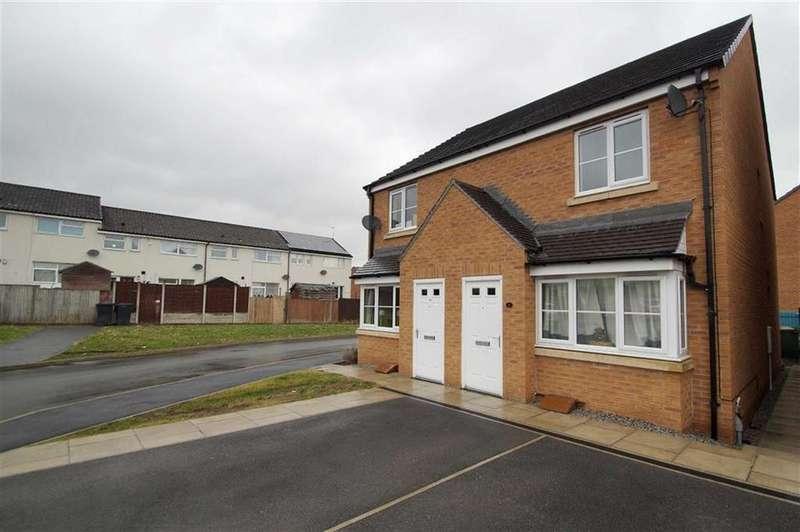 2 Bedrooms Semi Detached House for sale in Ash Tree Gardens, Leeds