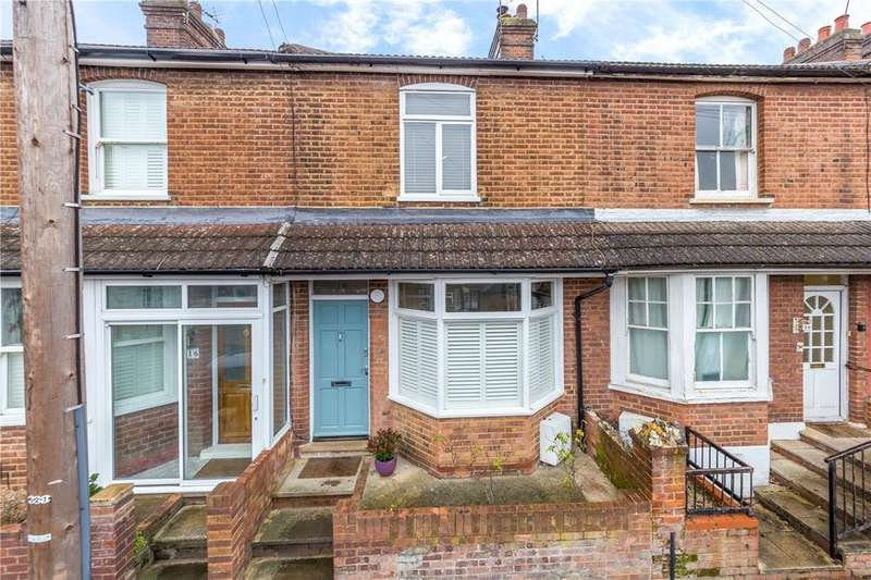 3 Bedrooms Terraced House for sale in Warwick Road, St. Albans, Hertfordshire