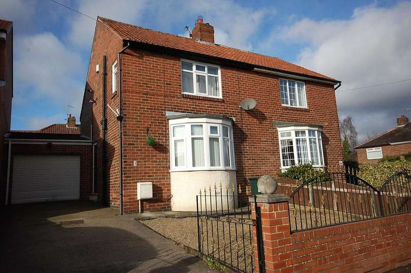 2 Bedrooms Semi Detached House for sale in Dunston