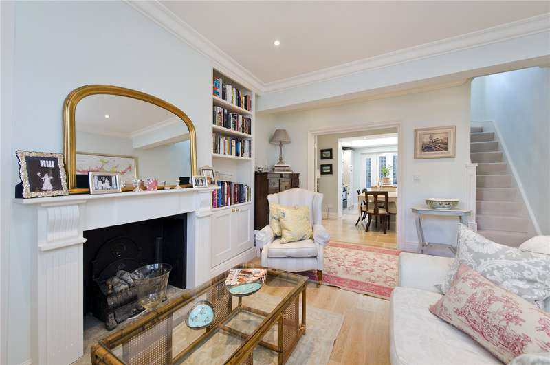 3 Bedrooms Terraced House for sale in Ham Street, Richmond, TW10