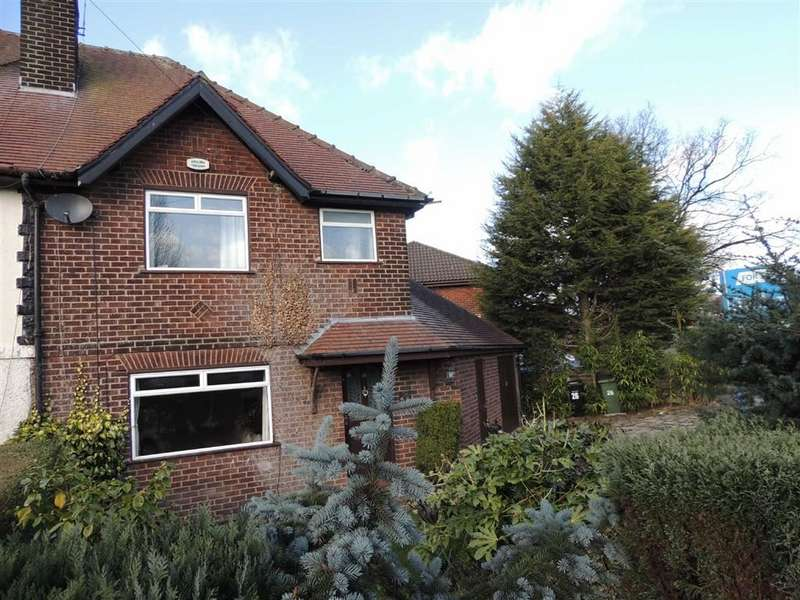 4 Bedrooms Semi Detached House for sale in Higson Avenue, Romiley, Stockport