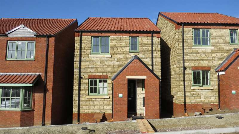 3 Bedrooms Detached House for sale in The Lansdowne, Bell Meadow, Sand Pit Road, Calne