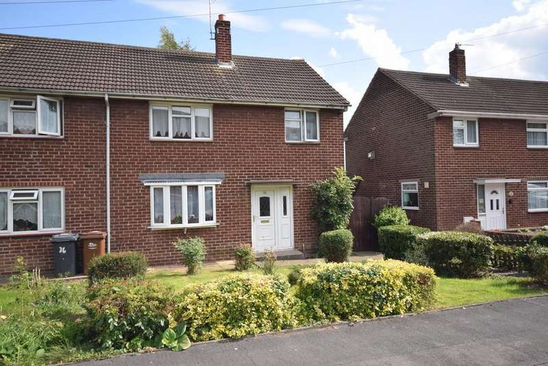 3 Bedrooms Semi Detached House for sale in Masefield Crescent, Burton-On-Trent