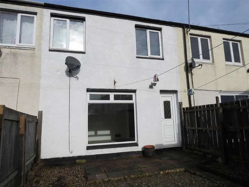 3 Bedrooms Terraced House for sale in Stockley Road, Barmston, Washington