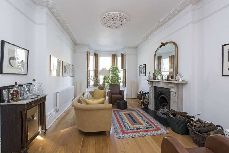 4 Bedrooms Semi Detached House for sale in Vardens Road, Battersea, London