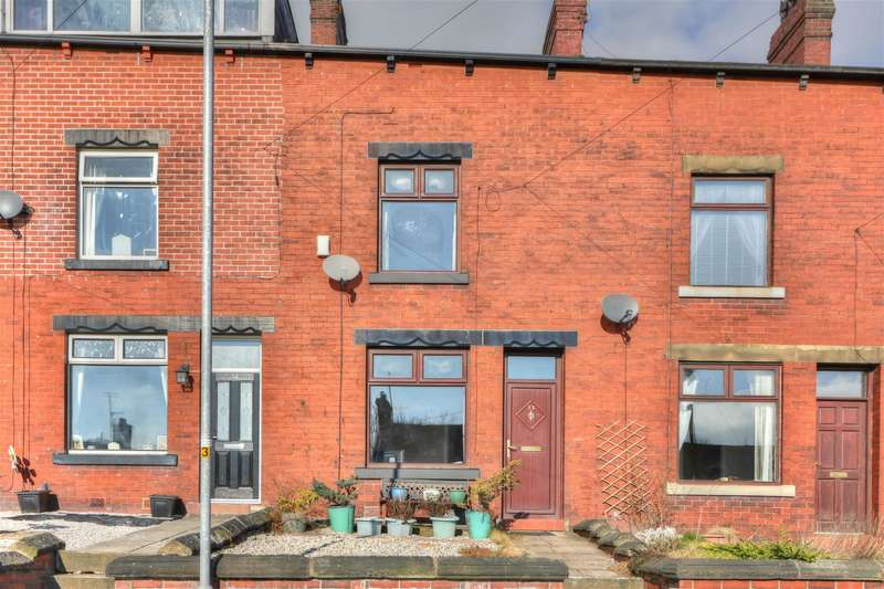 2 Bedrooms Terraced House for sale in Cecil Street, Littleborough, OL15 8LE