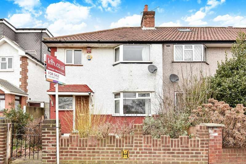 3 Bedrooms Semi Detached House for sale in Northfields Road, Acton