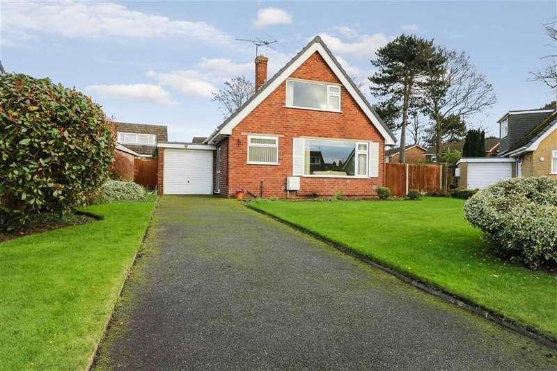 3 Bedrooms Detached Bungalow for sale in Hamilton Close, Haslington