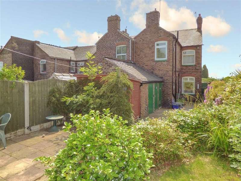 3 Bedrooms Semi Detached House for sale in Albert Street, Chesterton, Newcastle-under-Lyme