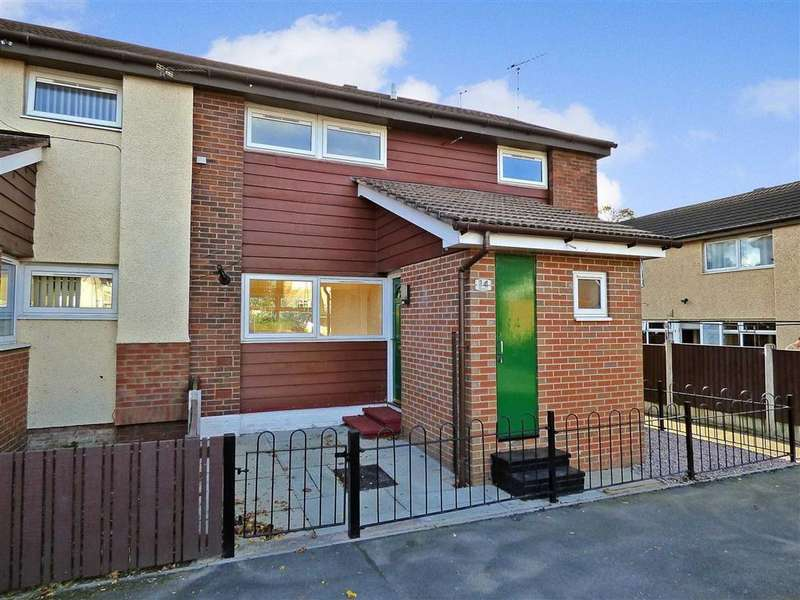 3 Bedrooms Mews House for sale in Ford Court, Winsford, Cheshire