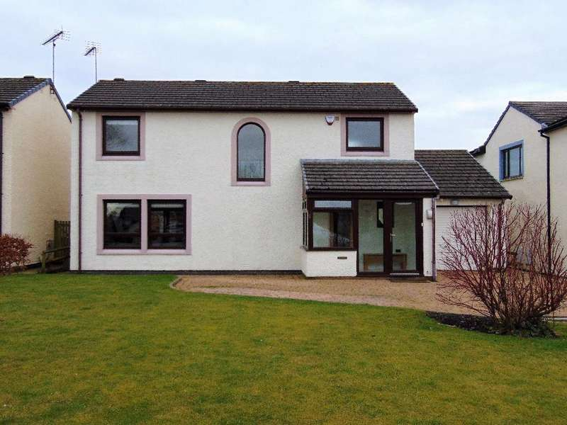 4 Bedrooms Detached House for sale in 20 Deer Orchard Close, Cockermouth, CA13 9JH