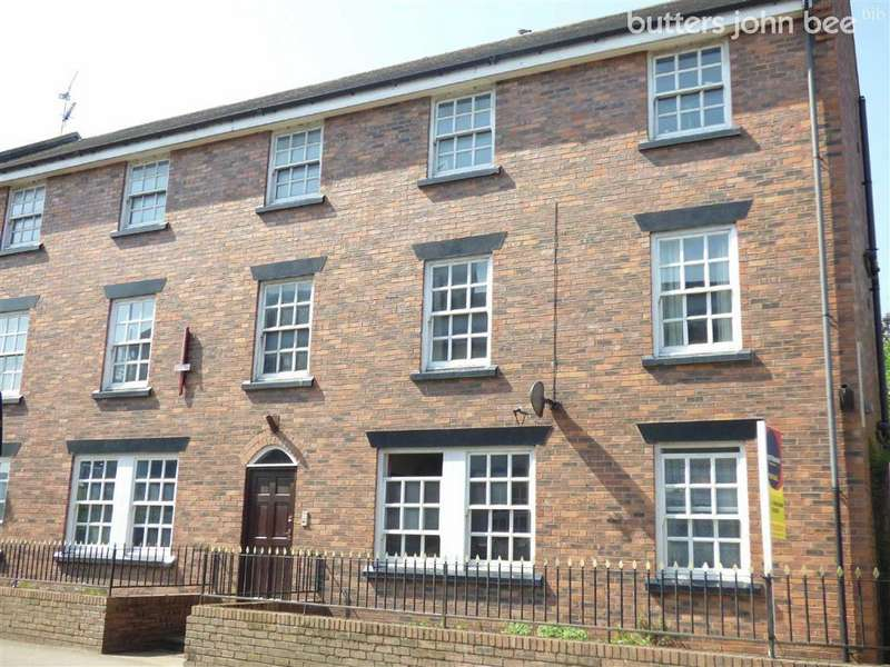 2 Bedrooms Apartment Flat for sale in Crown Mews, Cheshire Street, Crewe