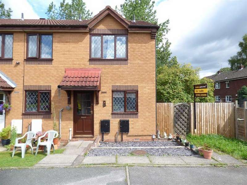 2 Bedrooms End Of Terrace House for sale in Aldrin Close, Beaconside, Stafford