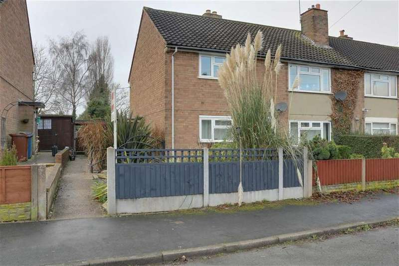2 Bedrooms Apartment Flat for sale in Monks Walk, Gnosall, Stafford