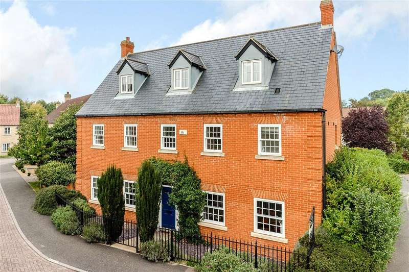 6 Bedrooms Detached House for sale in Lady Jermy Way, Teversham, Cambridge