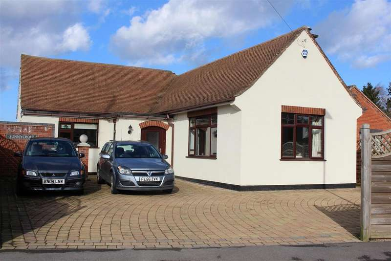 3 Bedrooms Detached Bungalow for sale in Milton Street, Narborough, Leicester