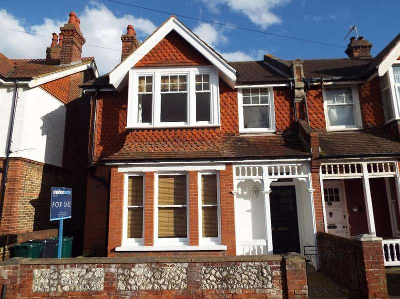 4 Bedrooms Semi Detached House for sale in Modena Road Hove East Sussex BN3