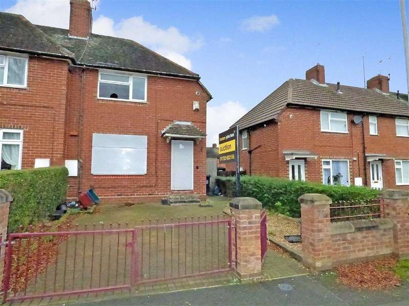2 Bedrooms Town House for sale in Lower Milehouse Lane, Knutton, Newcastle-under-Lyme