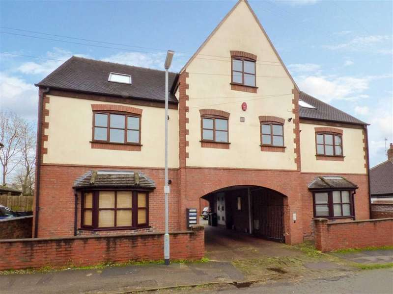 2 Bedrooms Apartment Flat for sale in South Terrace, Wolstanton, Newcastle-under-Lyme
