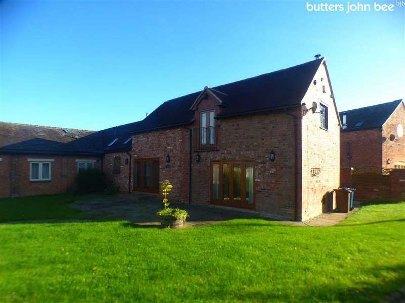 3 Bedrooms Barn Conversion Character Property for rent in Little Onn, Stafford