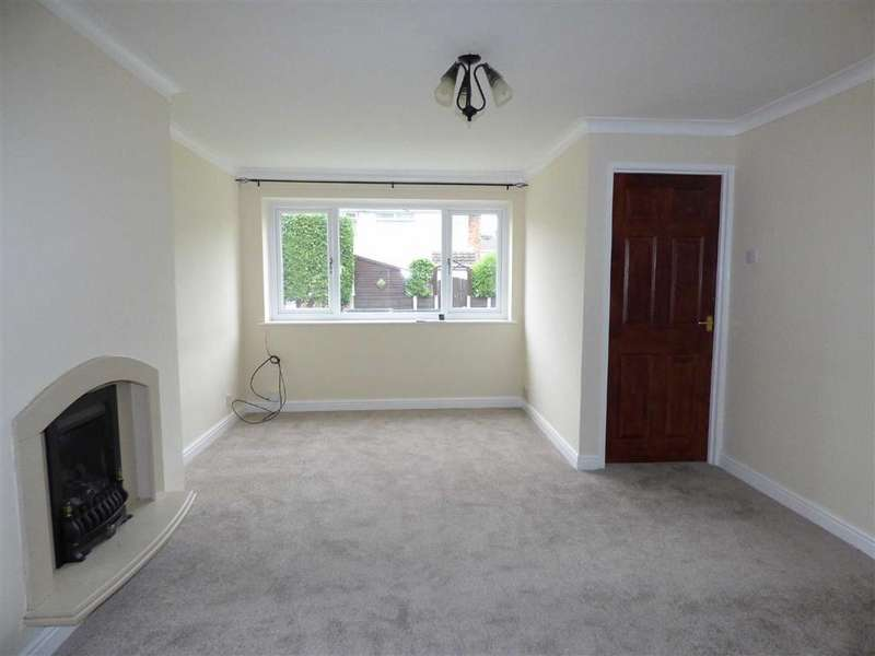 3 Bedrooms Semi Detached House for rent in Thames Place, Winsford, Cheshire