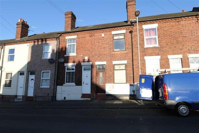 2 Bedrooms Terraced House for sale in Best Street, Fenton