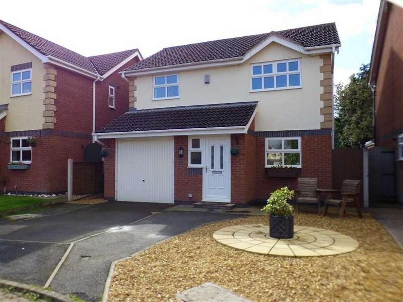 3 Bedrooms Detached House for sale in Cloverfields, Haslington