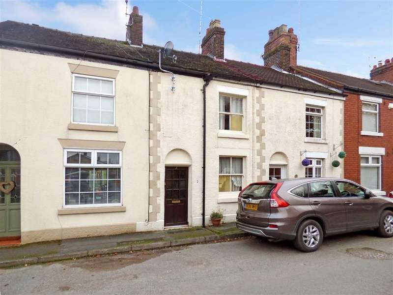 2 Bedrooms Cottage House for sale in Congleton Edge Road, Congleton