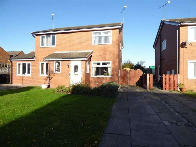 2 Bedrooms Semi Detached House for sale in Beech Grove, Crewe